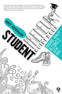 Cover Studentpreneur Guidebook