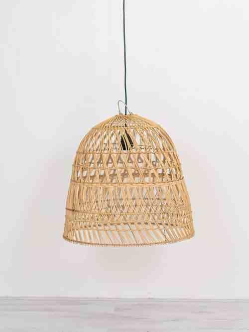 Rotan hanglamp hanenmand Ars Longa