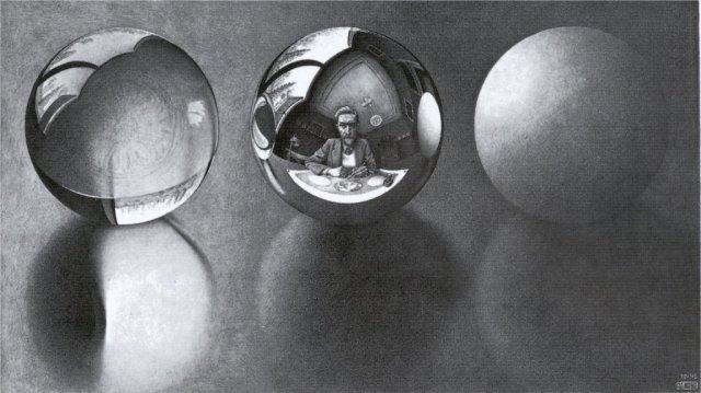 threespheres escher