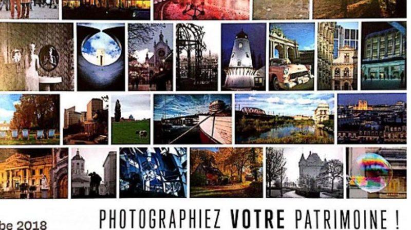 Eric Ostermann «primé» à l'occasion d'un concours photos