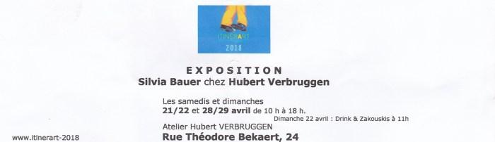 Silvia Bauer : invitée d'honneur à Anderlecht