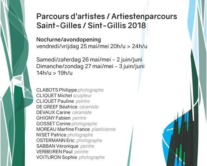 Ars varia participe au Parcours d'Artistes de St Gilles du 25 mai au 3 juin