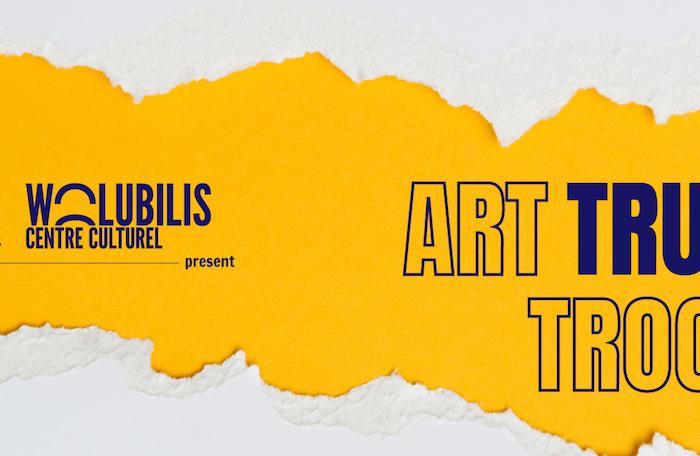 Silvia Bauer expose à «ART TRUC-TROC & DESIGN 2020 BOZAR»