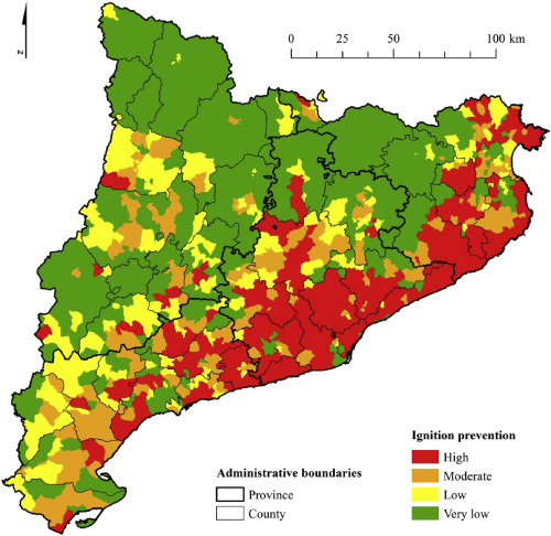 More than 235000 forest fires between 2001 and 2015 burned one and a half million hectares. Towards A Comprehensive Wildfire Management Strategy For Mediterranean Areas Framework Development And Implementation In Catalonia Spain Sciencedirect