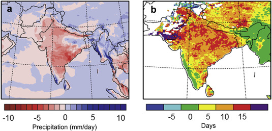 Effect Of Climate Change On Seasonal Monsoon In Asia And Its Impact