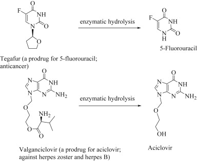 Image result for tegafur SYNTHESIS