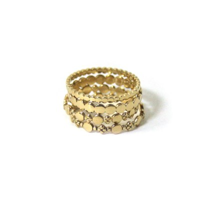 Bead Stacking Ring