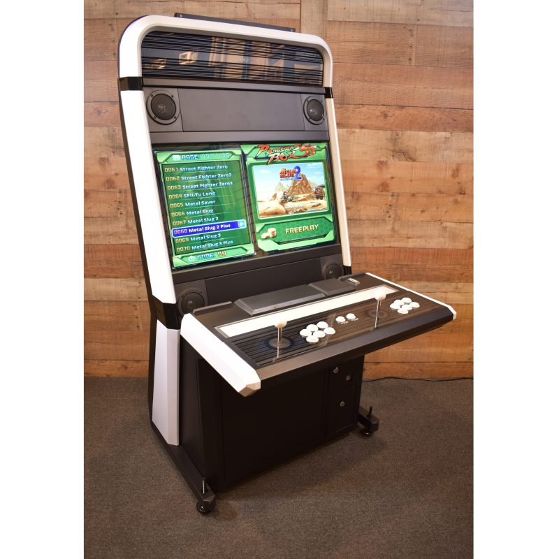 fighting arcade