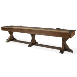 Thomas shuffleboard By Plank and Hide