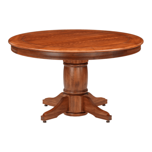 Darafeev Algonquin Poker Dining Game Table – Maple