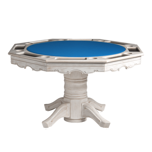 Classic Poker Dining Table w/ Bumper Pool
