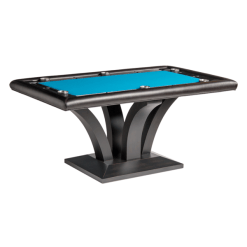 Treviso Rectangular Poker Table