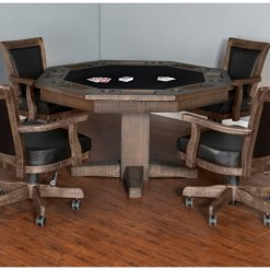 Homestead poker & Dining Table