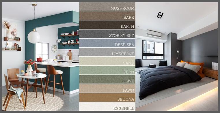 Arredare casa scegliere il colore giusto  ArsCity