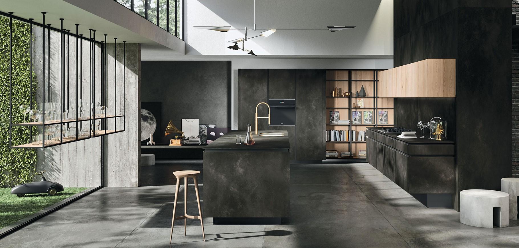 Cucine di design un viaggio tra stili e nuovi materiali