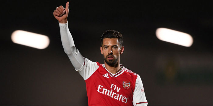 Pablo Mari makes Arsenal bow as under-23s lose to Chelsea - Arseblog News -  the Arsenal news site