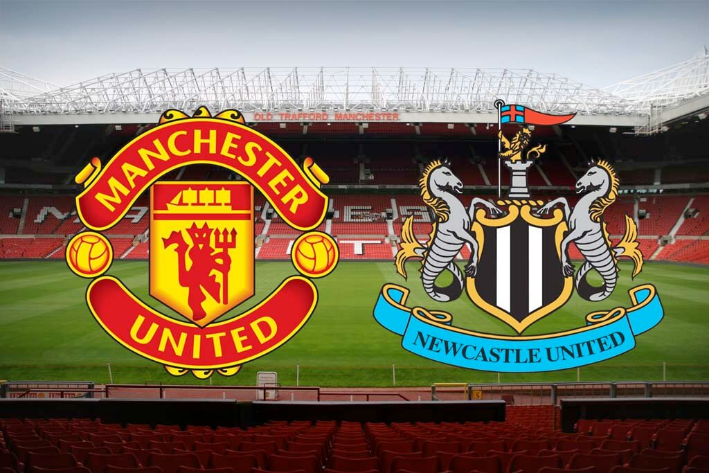 Image result for Manchester United's Premier League clash against Newcastle United at Old Trafford