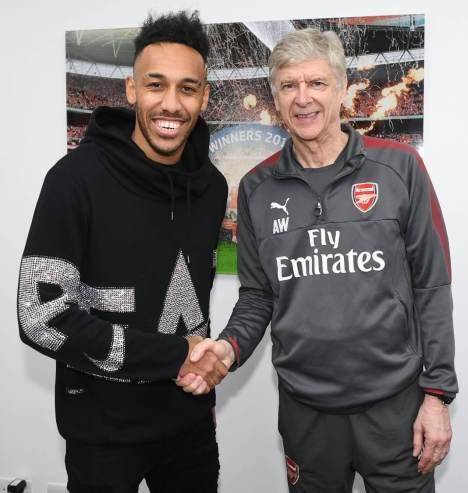 Aubameyang to Arsenal, Arsenal Transfer News