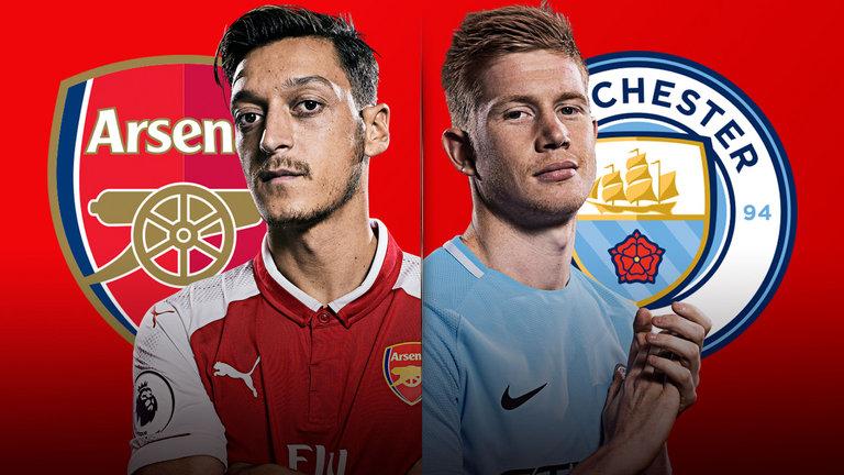 Manchester City, Arsenal, Man City