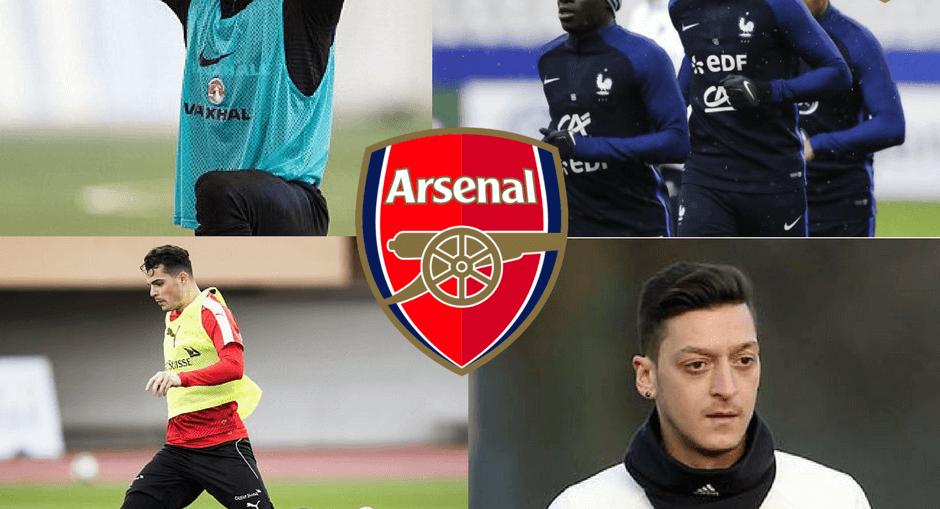 Arsenal international watch, international friendly, international, arsenal, arsedevils