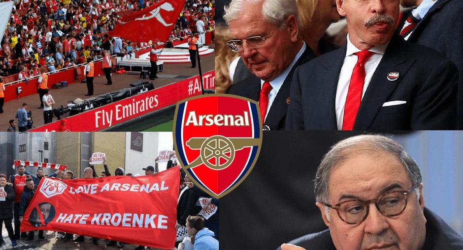 Arsenal Kroenke