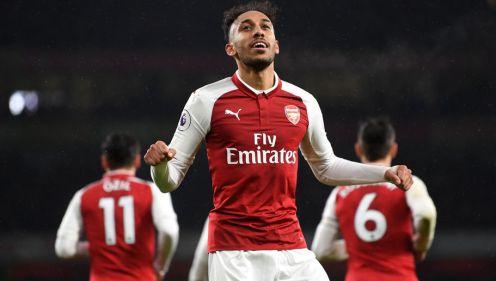 Ramsey, Aubameyang, Ozil, Ramsey contract extension