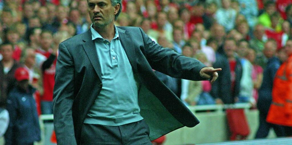 Mourinho, Arsedevils, Manchester United