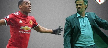 Robson on Anthony Martial