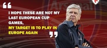 Wenger on his future