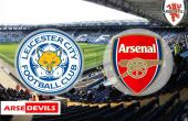Leicester City, Leicester City Vs Arsenal