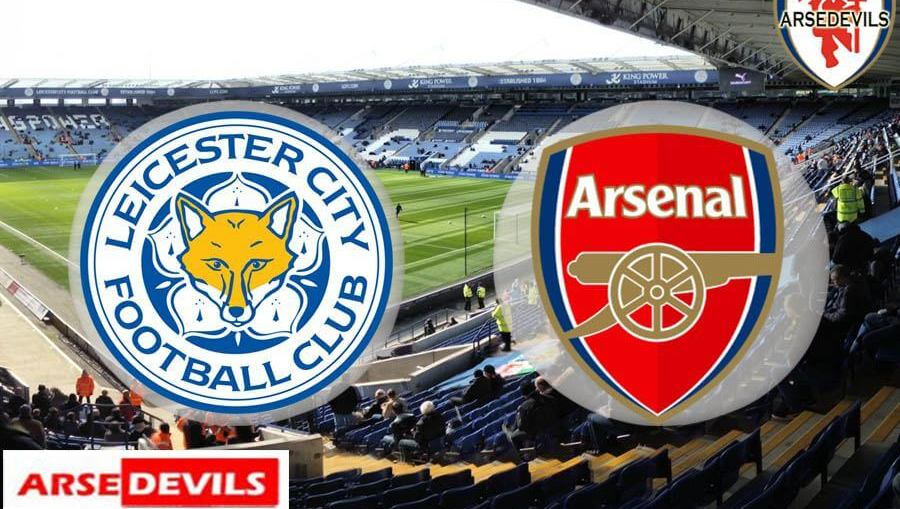 Leicester City, Leicester City Vs Arsenal, Leicester, Vardy