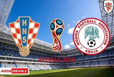 Croatia Vs Nigeria, FIFA World Cup 2018, Russia,Nigeria