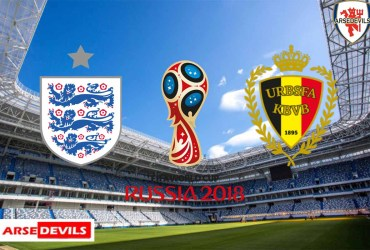 England vs Belgium, Group G Predicted Line ups