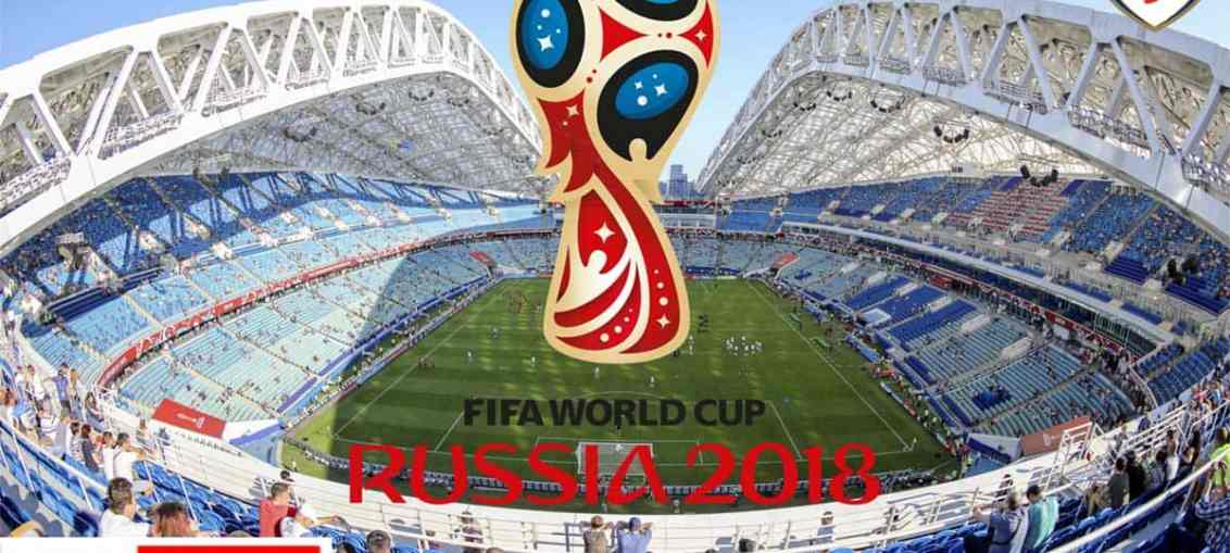World Cup 2018, FIFA World Cup, Russia
