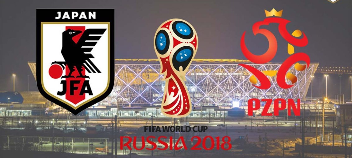 Japan Vs Poland, FIFA World Cup 2018, Russia