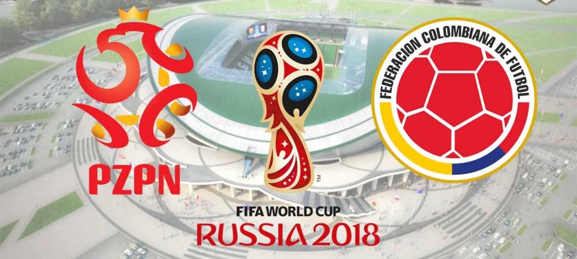 Poland Vs Colombia, FIFA World Cup 2018