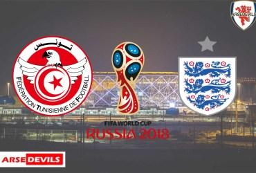 England vs tunisia, england vs tunisia line ups, England
