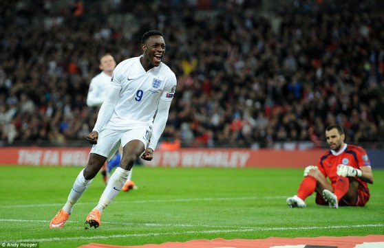Welbeck, FIFA World Cup, Russia