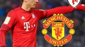 Robert Lewandowski offered to United, United sign Lewandowski, Robert Lewandowski