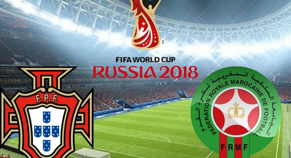 Portugal vs Morocco, Portugal, Morocco