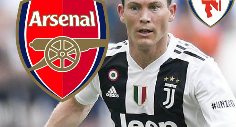 Stephan Litchsteiner to Arsenal