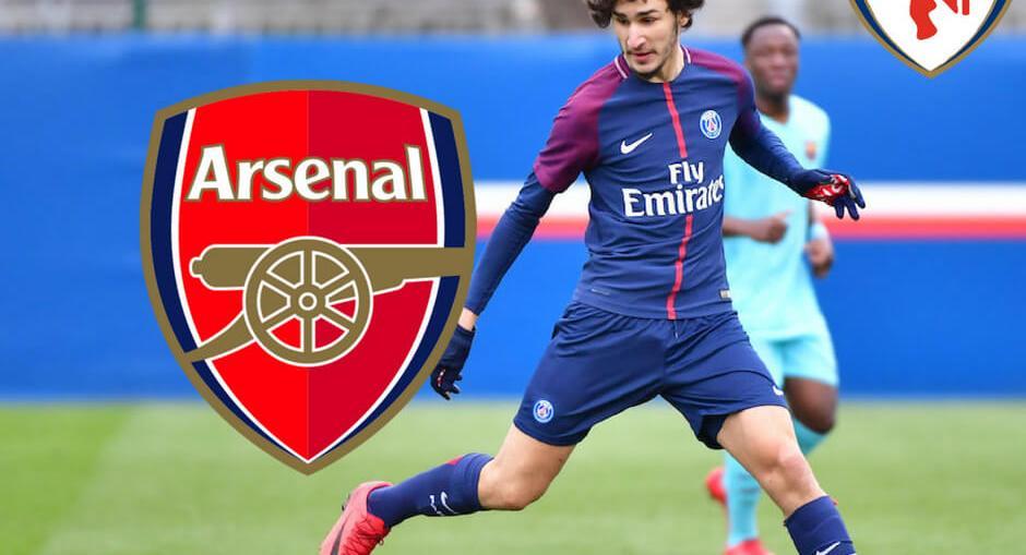 Yacine Adli, Yacine Adli to Arsenal, Yacine Adli from PSG, Yacine Adli French midfielder