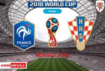 Francs vs Croatia