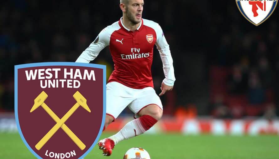 Jack Wilshere, West Ham, Jack Wilshere transfer