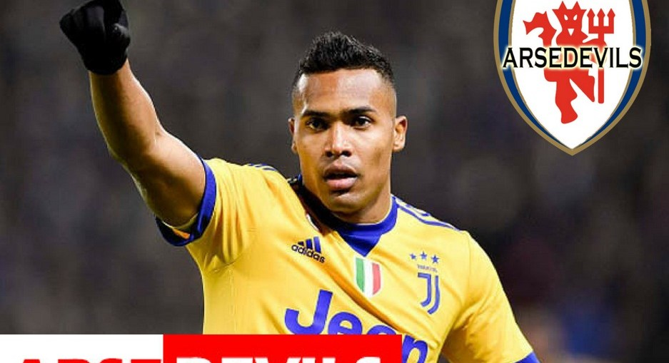 Alex Sandro,Arsedevils