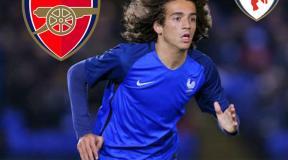 Matteo Guendouzi, fc lorrient midfielder to arsenal, young french midfielder to arsenal,Guendouzi