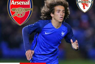 Matteo Guendouzi, fc lorrient midfielder to arsenal, young french midfielder to arsenal,Guendouzi