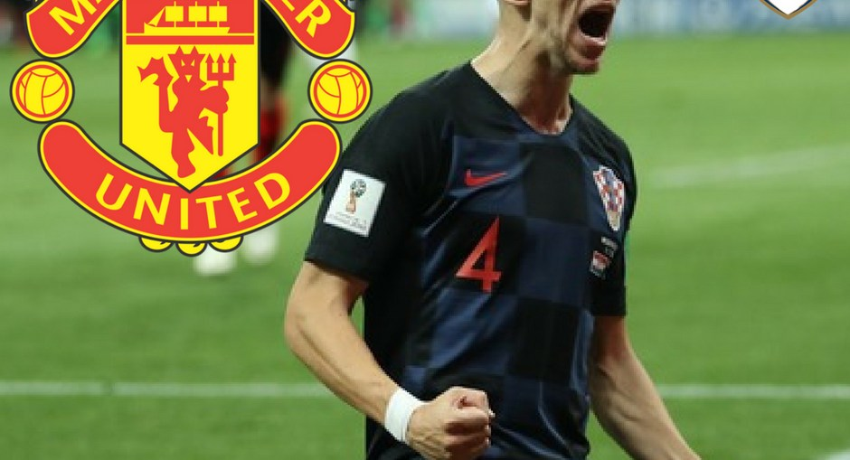 Ivan Perisic to United, Martial replacement