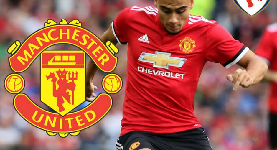 Andreas Pereira-United-eleven-Mourinho