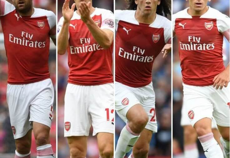 Arsenal, Arsedevils, Arsenal defense, guendouzi